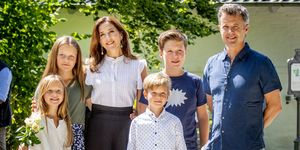 Federico de Dinamarca, Mary de Dinamarca, Casa Real de Dinamarca, Hijos principes de Dinamarca, Principes de Dinamarca, Familia Real danesa