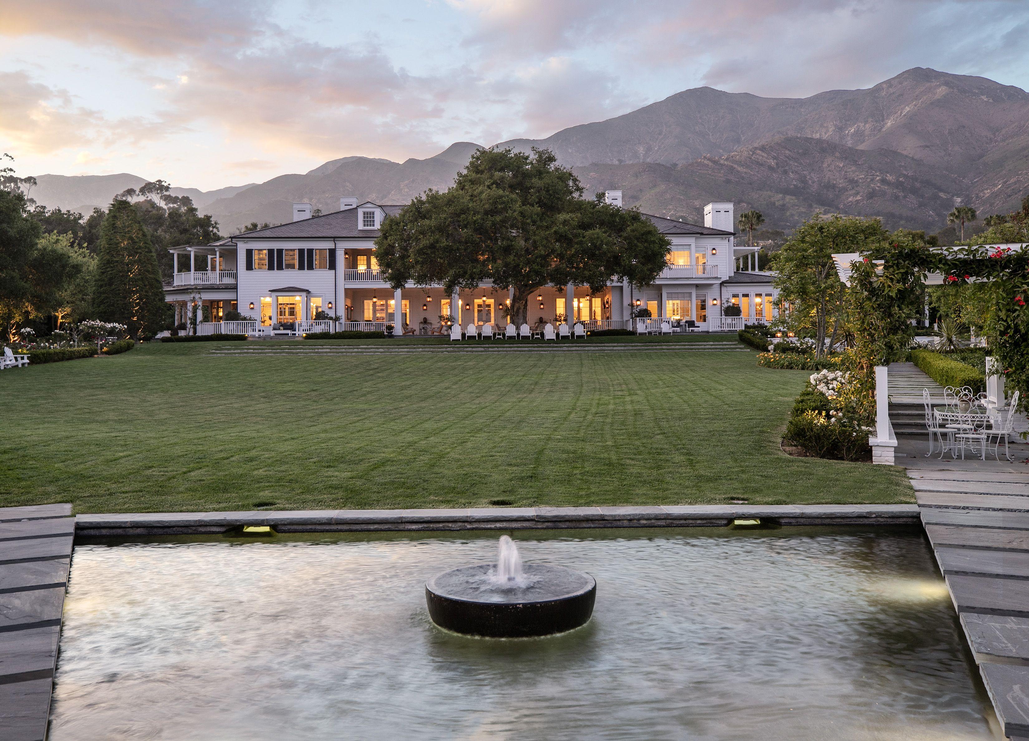 La casa de Rob Lowe en California