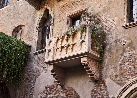 Casa de Romeo y Julieta en Airbnb
