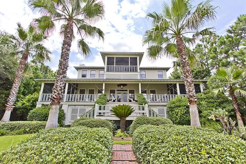 Casa de Sandra Bullock en Georgia