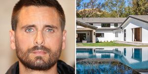 Casa de Scott Disick en California