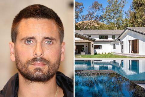 Casa de Scott Disick en California