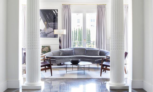 casa juan manzanaro piso señorial y elegante