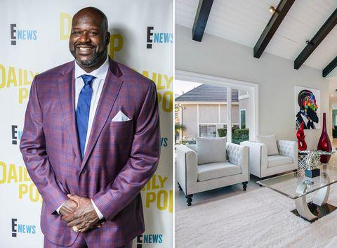 Shaquille O'Neal vende su casa de Los Ángeles