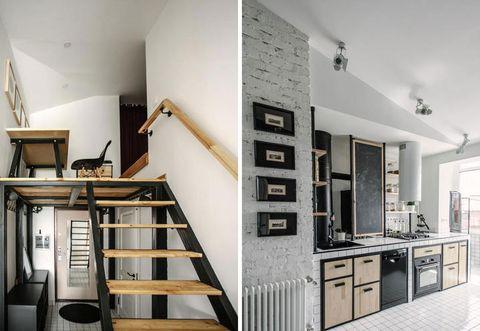 Casa studio Mosca