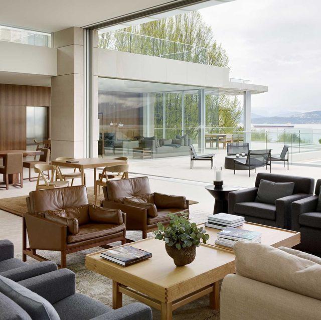 casa acogedora y elegante del studio damato