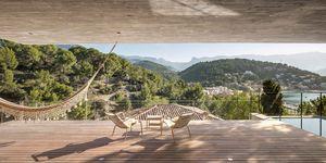 Casa en Mallorca cerramientos Technal
