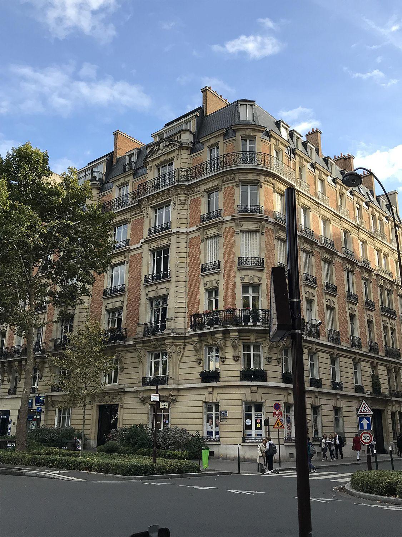 Piso reformado en París
