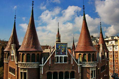 Edificios Barcelona