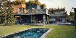 Una casa en la Toscana reformada por Vincenzo de Cotiis
