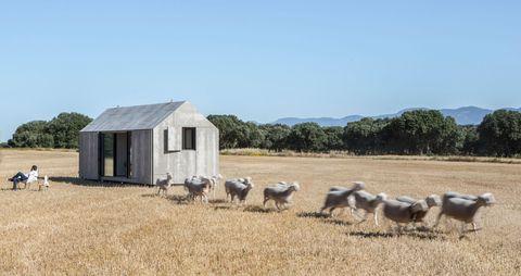 Casa transportable Abaton