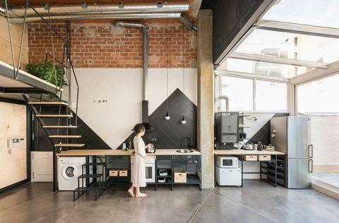 Bajo de 50 m2reformado en Madrid