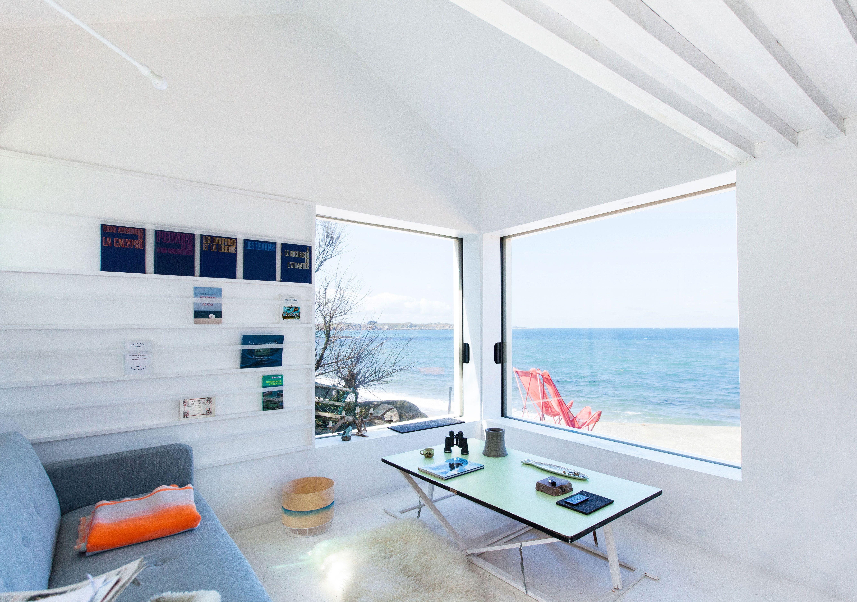 Mini casa en Normandía junto a la playa