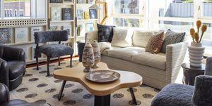 Una casa reformada por el estudio de arquitectura e interiorismo Kelly Wearstler