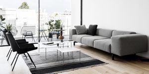 Casa reformada minimalista y moderna de Yael Perry Interior Designer