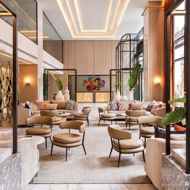 lobby de casablanca city center