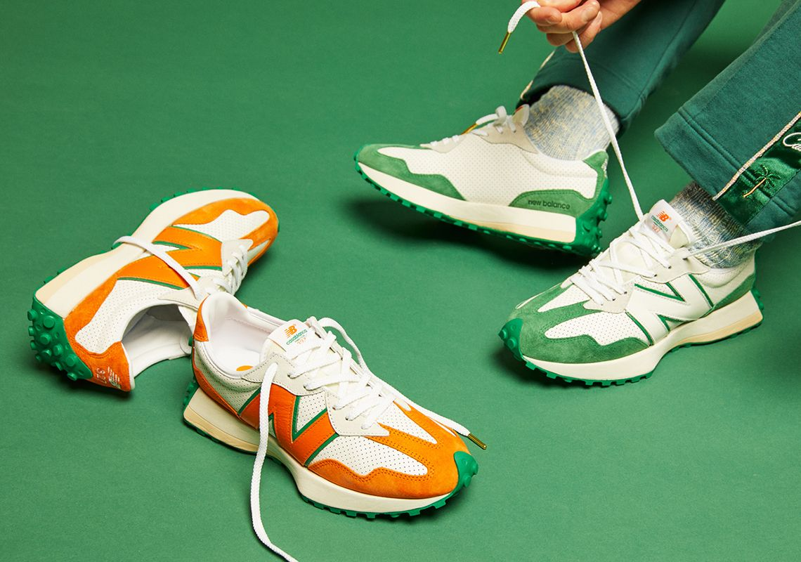 How New Balance Makes a Pair of Trainers Cool