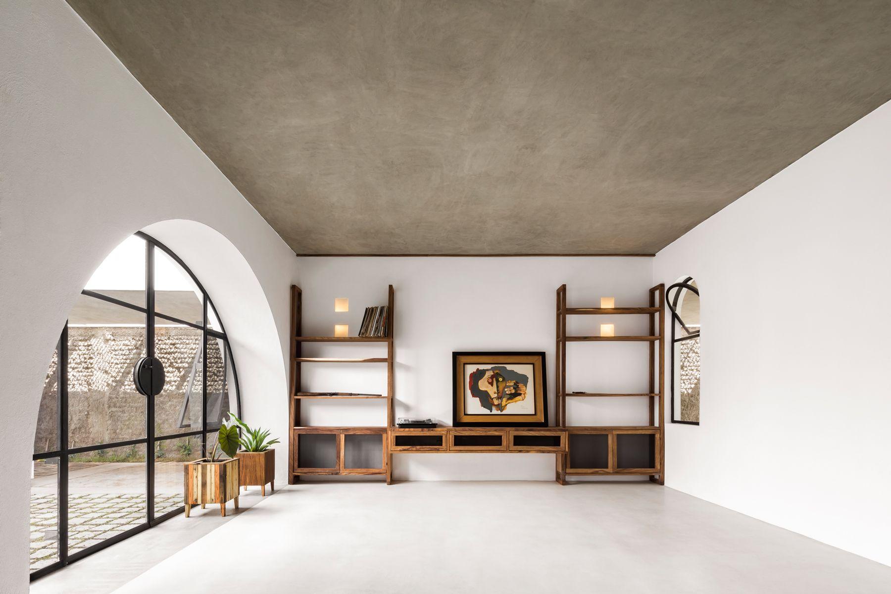Scale Di Risalita Casa la ristrutturazione di una casa in stile minimal in messico