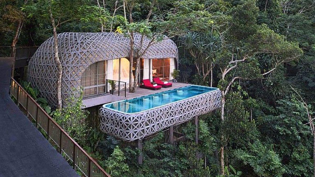 Las 10 casas en los árboles más bonitas del mundo
