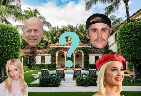 casas de famosos