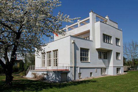 casas icónicas de la arquitectura en las que te puedes alojar
