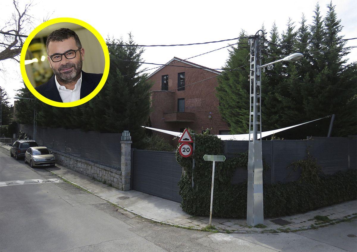 Casa de Jorge Javier Vázquez