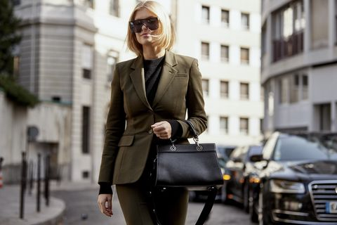 Street fashion, Fashion, Eyewear, Jacket, Sunglasses, Snapshot, Outerwear, Coat, Shoulder, Blazer,