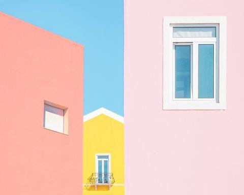 Case color pastello e locali fotogenici: l'urbanistica pop up da Instagram alla realtà
