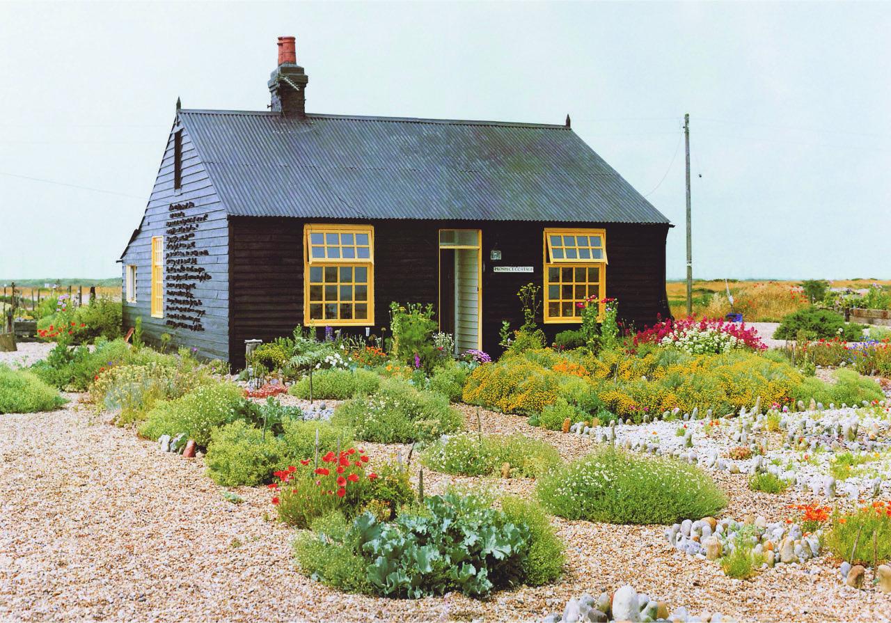 Come Fare Un Giardino Inglese tra le case con giardino famose, prospect cottage è il