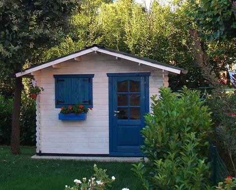 Caseta de madera para jardín 3x 2