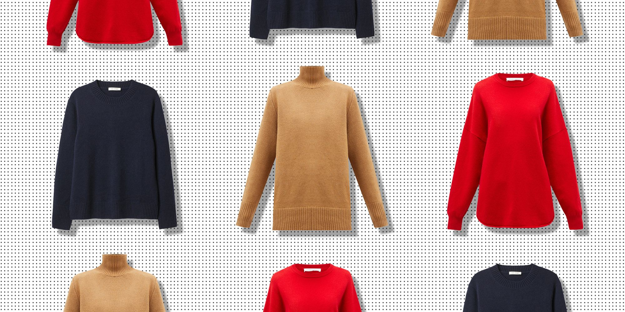 The Best Cashmere Jumpers For Women 2020