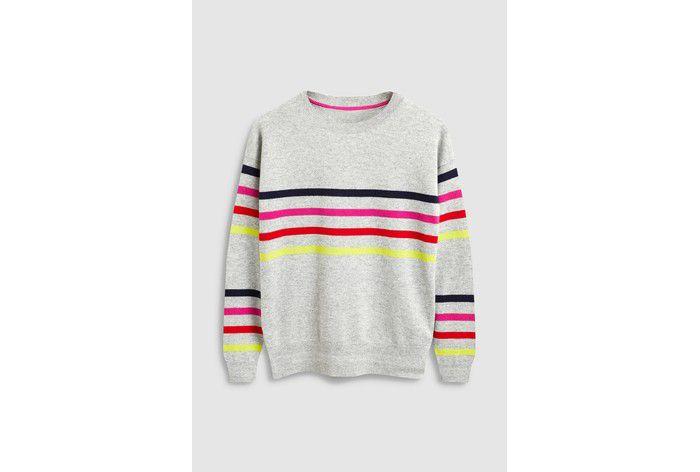 Affordable cashmere jumper
