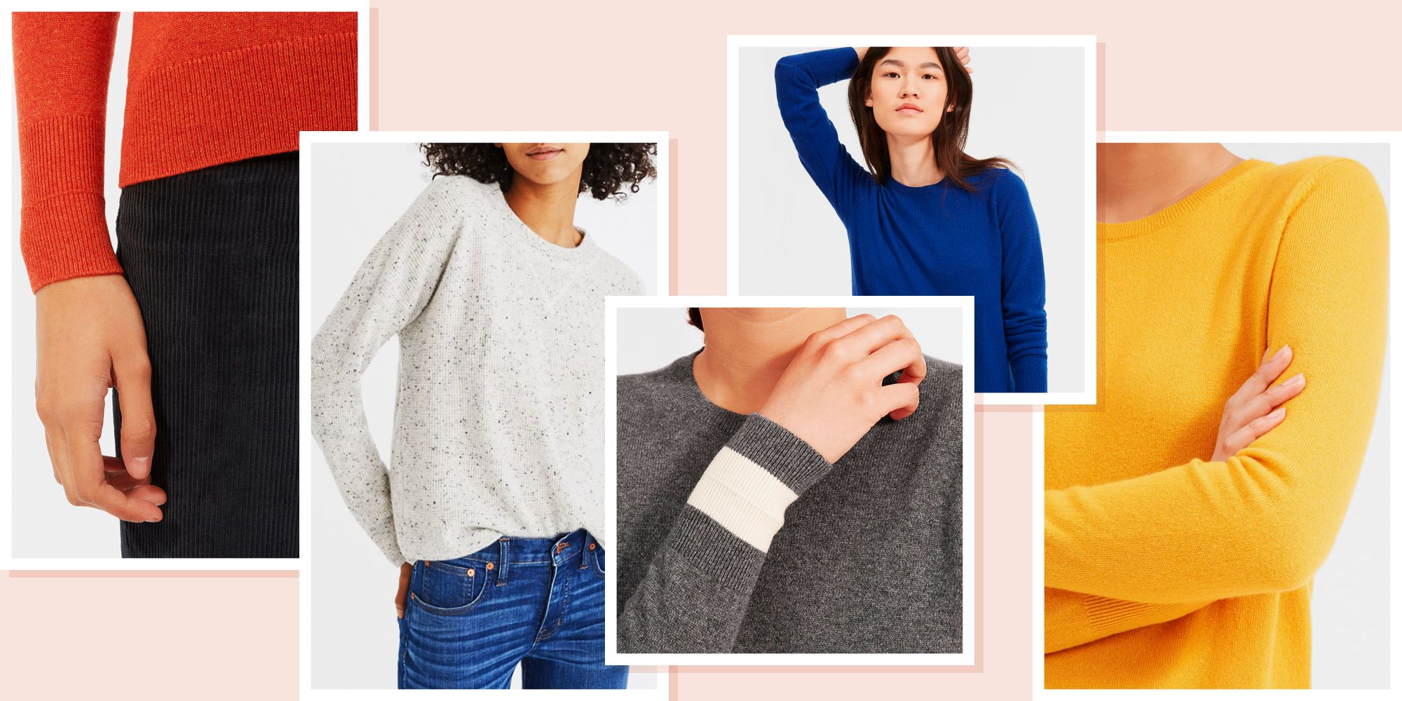 495cf3ffe70 8 Best Cashmere Sweaters for Women 2018 - Softest Cashmere Sweaters