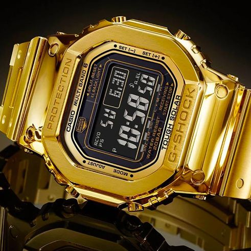 Casio Reveals Its Most Extravagant Watch To Date