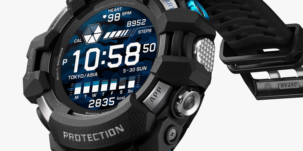 G-Shock's First True Smartwatch Is Finally Here