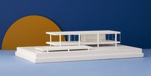 Edificios en miniatura de Chisel & Mouse