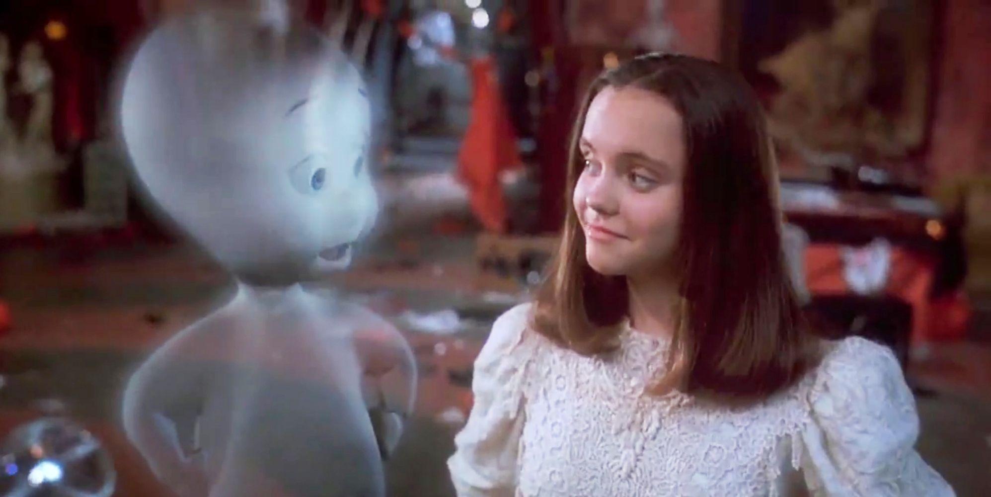 Casper 10 Children's Movies The '90s Kids Simply Adore