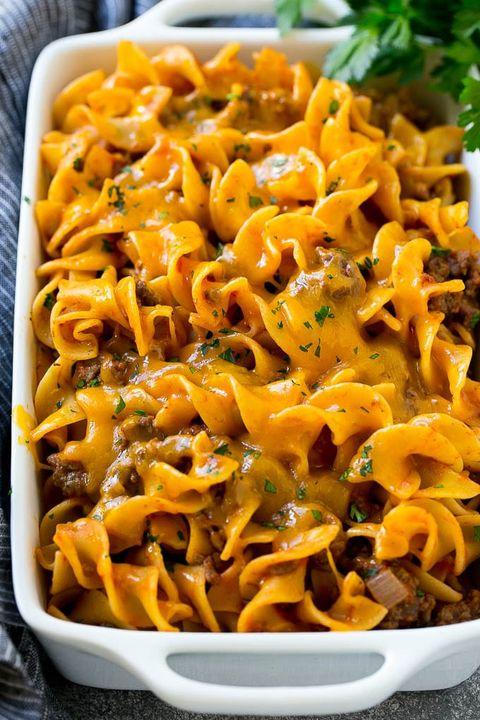 casserole recipes beef noodle casserole