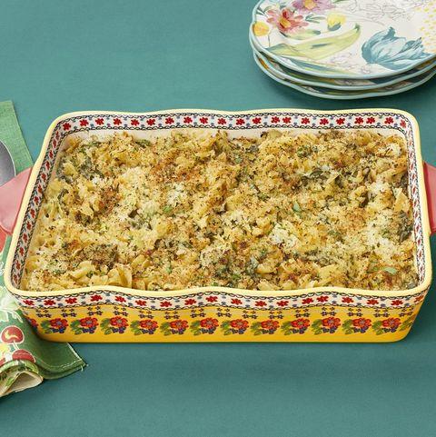 casserole recipes spinach artichoke tuna noodle