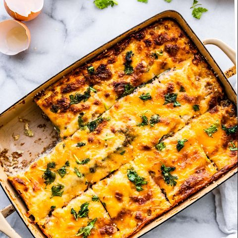 Dish, Food, Cuisine, Ingredient, Strata, Comfort food, Produce, Cauliflower cheese, Recipe, Staple food,