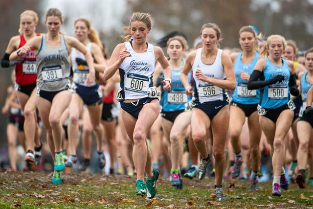 2019 ncaa division iii men's and women's cross country championship