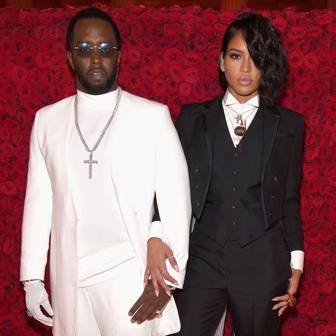 Sean Diddy Combs and Cassie Ventura Split