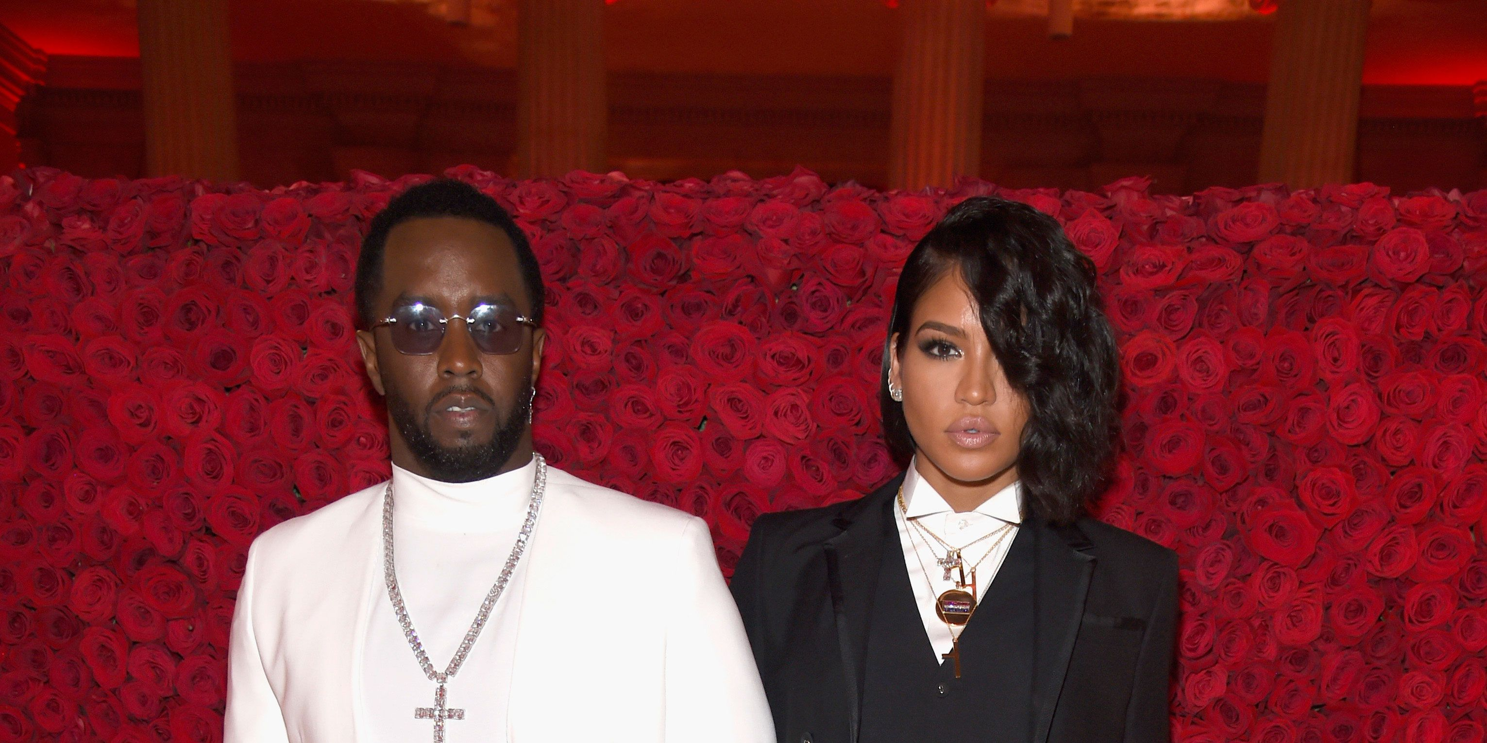 Sean Diddy Combs and Cassie Ventura Split