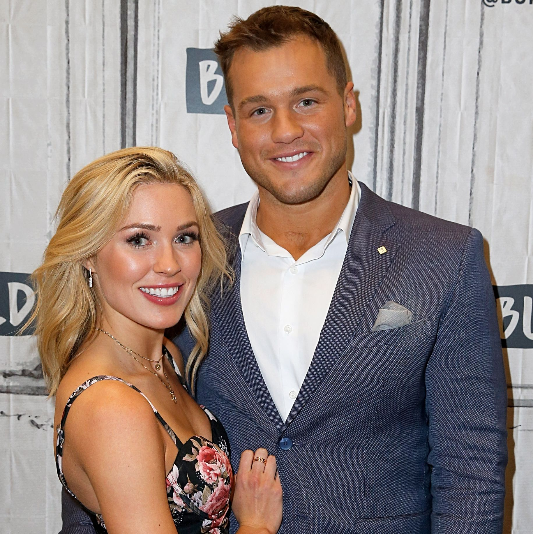Does 'Bachelor' Couple Colton Underwood and Cassie Randolph Look Totally Awkward in This Pic?