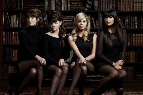pretty little liars cast interview pll stories from