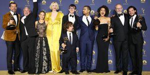 70th Emmy Awards - Press Room
