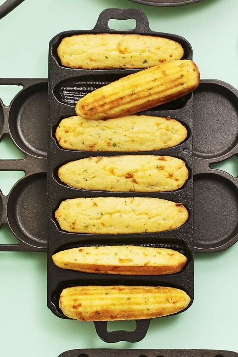 cast iron skillet recipes cornbread