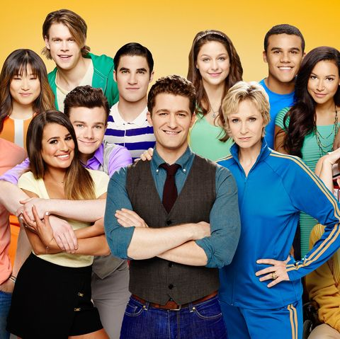 "fox's ""glee""   season five"
