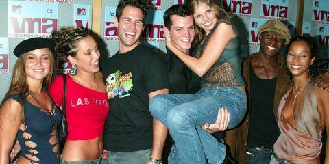2002 mtv video music awards   arrivals