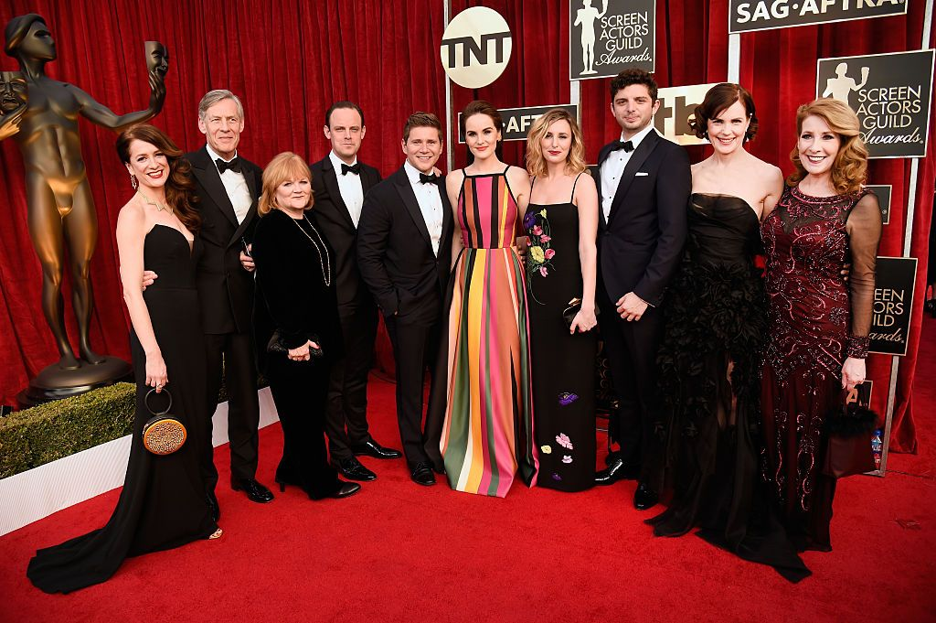 A Downton Abbey movie sequel is reportedly already in the works